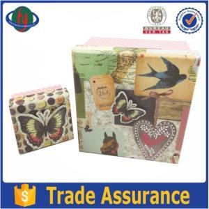 China Dongguan Paper Products Manafacturer Hard Paper Gift Box on sale
