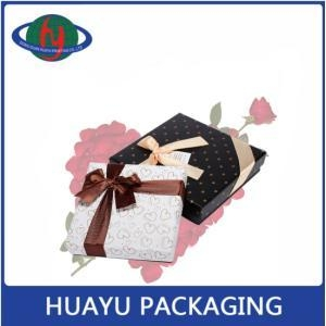China High End Luxury Cookies Box Packaging For Sweet Chocolate on sale