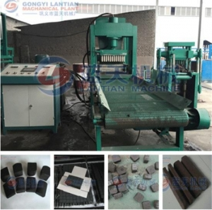 China Hydraulic charcoal powder briquette machine on sale