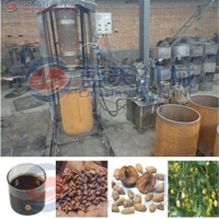 Neem seed hydraulic oil press machine