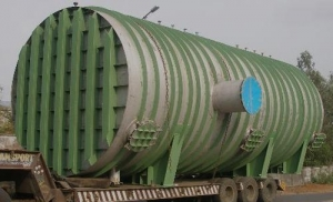 China Shell & Tube Heat Exchanger on sale