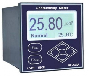 China Conductivity Analyzer ( Industry Online water Monitor Meter) on sale