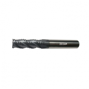China Carbide TIALN Coated Roughing End Mills on sale