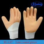 Jersey heavy duty coat glove
