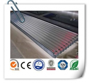 China PPGI Corrugated roofing sheet supplier