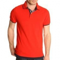 Wholesale Cotton Spandex Plain Short Sleeve Sport Golf Polo Shirt Men