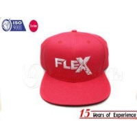China Accept Free Logo Designcustom Snapbacks 3d Custom Embroidery on sale