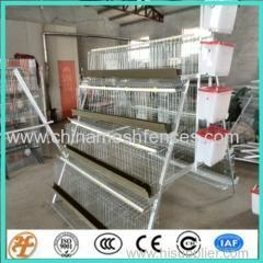 China A type 3 tiers 4 tiers 96 120 160 chicken automatic laying hen used poultry cage on sale