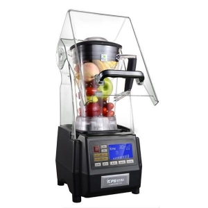 China Sound cover commercial blender on sale