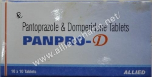 China Pantoprazole & Domperidone Tablets on sale