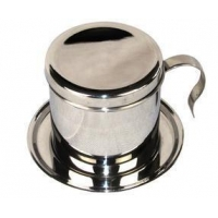 Vietnam coffee percolator, coffee pot, coffee brewing pot