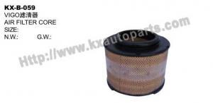 China Toyota Hilux Vigo Air Filter Core on sale