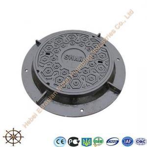 China MC-15 C250 D400 E600 F900 Round Manhole Cover on sale