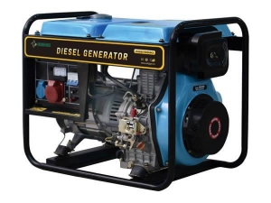 China 7500 Diesel Generator Set (Three Phase Power Supply) on sale