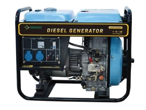 China 7500 Diesel Generator Set (Single Phase Power Supply) on sale