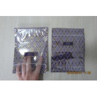 Esd Small Ziplock Pouches Clear Anti Static Bags / Envelopes Biodegradable Feature