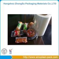 Food EZ peel Lidding Film packaging roll supplier