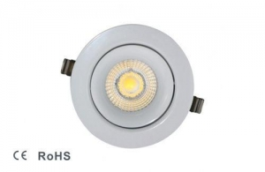 China Shallow recessed downlights on sale