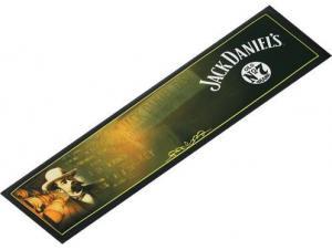 China Nitrile Rubber Felt Custom Rubber Bar Mat on sale