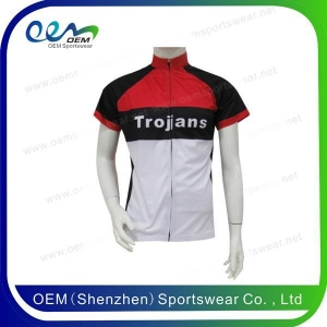 China 2016 mens custom sublimation cycling jersey on sale