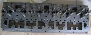 China Part:Cummins QSM11 M11 cylinder head on sale