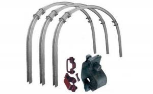China U29 steel support on sale