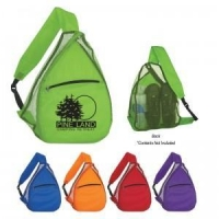 China Mesh Sling Backpack on sale