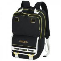 Neon Lights Laptop Backpack