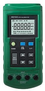 China RTD Calibrator MS7222 on sale