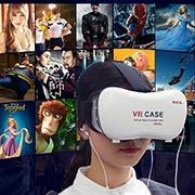 China 2016 VR Case 5th 3D Virtual Reality Glasses on sale