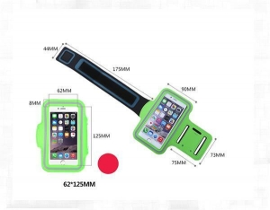 China Running Arm Phone Arm Band Strap for Phone on sale
