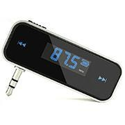 China Car FM Transmitter with LCD Hands Free on sale