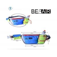 Running Hydration Water Bottle Belt Holder for Runners