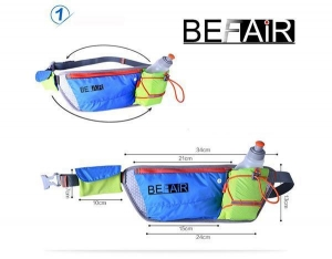 China Running Hydration Water Bottle Belt Holder for Runners on sale
