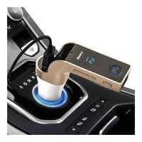China Wireless Car Kit G7 FM Transmitter on sale