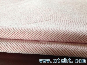 China Seersucker Fabric 100Cotton Yarn Dyed Leisure Fabric on sale