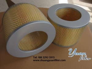 China 17801-67050,air filter car filters car engine air filter Replacement TOYOTA 4 RUNNER on sale