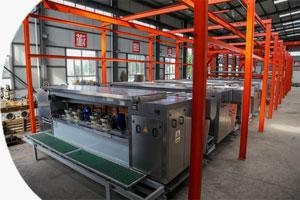 China Automatic plating plant on sale