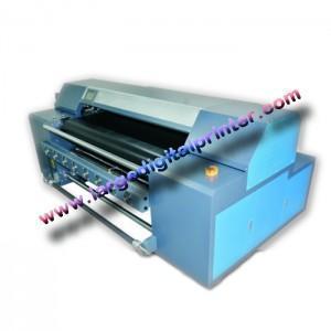 China New D2 Digital Textile Belt Printer Eco Solvent Printer on sale