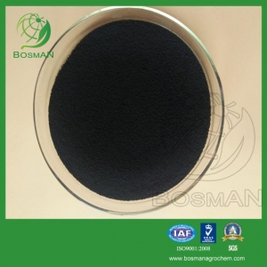 China Fertilizer Humic Acid 70% Powder on sale