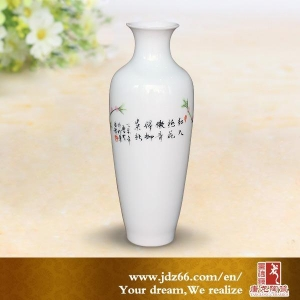 China Small ceramic vase made in china on sale