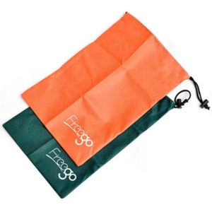 China Biodegradable and Compostable non woven bags on sale
