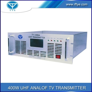China 400W UHF Analog TV Transmitter on sale