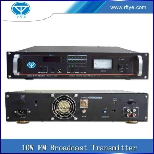 China TY-1001 fm transmitter 10w on sale