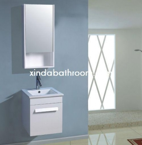 China PVC VANITY large mirrored medicine ca Model:PC-1631 on sale