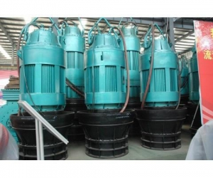 China Submersible Axial\Mixed flow / Propeller pump on sale