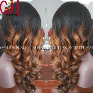 China Human Lace Front Wig With Baby Hair on sale