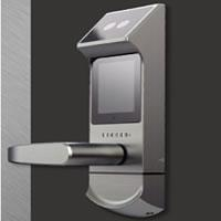 China Facial Recognition Door Lock on sale