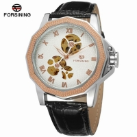 China Waterproof Men Automatic Wristwatch From Winner Original Custom Watch Factory on sale