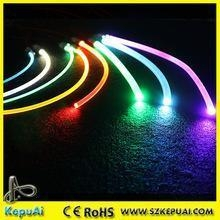 China Waterproof fiber optic light led swimming pool light with twinkle stars on sale